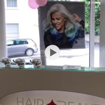 Bild der Dankstelle Hair and Beauty