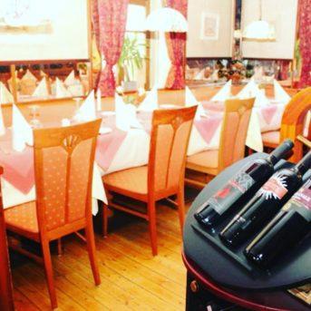 Bild der Dankstelle Restaurant La Vite