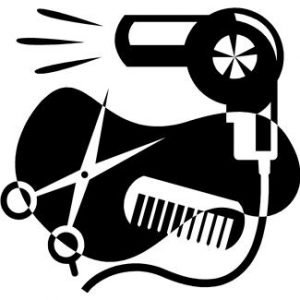 Logo der Dankstelle Salon Carmen