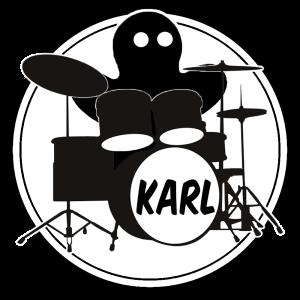Logo der Dankstelle Karl Musikkneipe