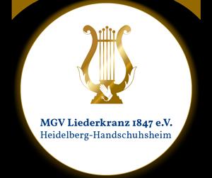 Logo der Dankstelle MGV Liederkranz 1847 e.V. Heidelberg Handschuhsheim