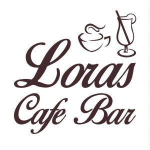 Logo der Dankstelle Loras Café Bar