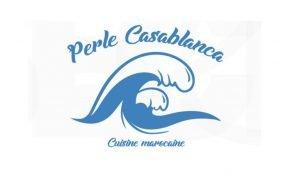 Logo der Dankstelle Perle de Casablanca
