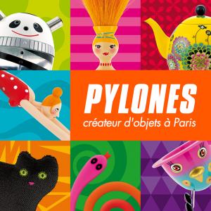 Logo der Dankstelle PYLONES