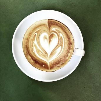 Bild der Dankstelle Café Rossi