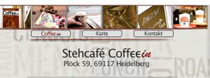 Logo der Dankstelle Coffee In