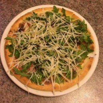 Bild der Dankstelle Pizzeria Corona da Rocco