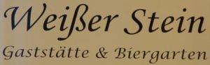 Logo der Dankstelle Restaurant Weißer Stein