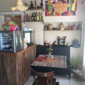 Bild der Dankstelle Saron Cafe/Restaurant