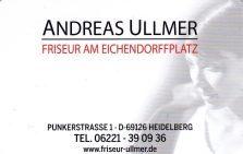 Bild der Dankstelle ANDREAS ULLMER Friseur am Eichendorffplatz