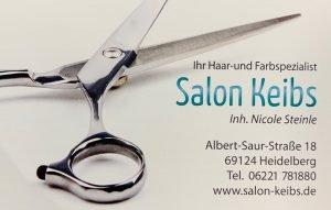 Logo der Dankstelle Friseur Salon Keibs
