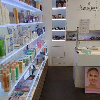 Bild der Dankstelle Jean d'Arcel BeautyLonge Renate Golombek Kosmetik Kirchheim
