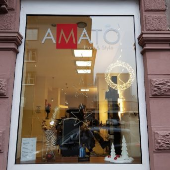 Bild der Dankstelle Amato Hair & Style