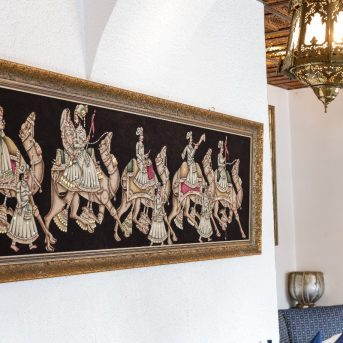 Bild der Dankstelle Indian Palace Heidelberg