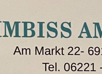 Bild der Dankstelle Imbiss am Markt