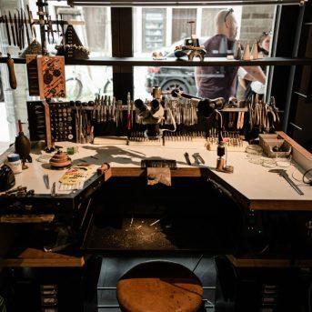 Bild der Dankstelle Atelier Moritz von Coellen