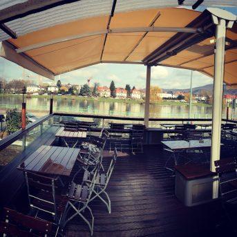 Bild der Dankstelle Das Bootshaus Heidelberg