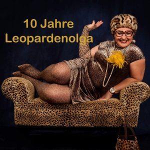 Logo der Dankstelle Leoparden-OLGA