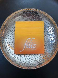 Logo der Dankstelle Filiz Coiffeur