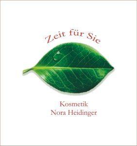 Logo der Dankstelle Kosmetik Nora Heidinger