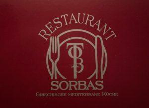 Logo der Dankstelle Restaurant Sorbas