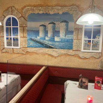 Bild der Dankstelle Restaurant Sorbas