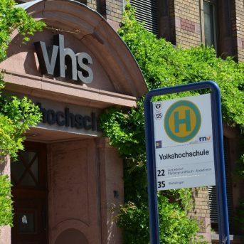 Bild der Dankstelle Volkshochschule Heidelberg e. V.