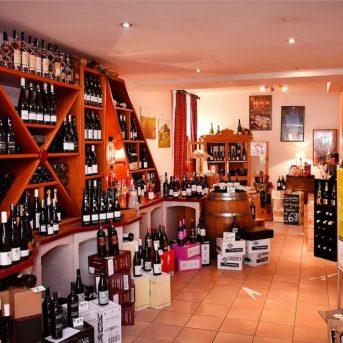 Bild der Dankstelle Bordelais Weinhandel GmbH