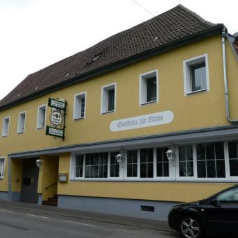 Bild der Dankstelle Gasthaus Zur Krone
