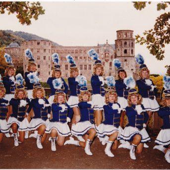 Bild der Dankstelle Heidelberger Carneval Club Blau – Weiß 1960 e.V.