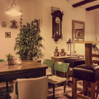 """Bild der Dankstelle Kneipen-Restaurant """"Zum Hirsch"""""""