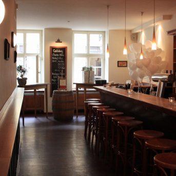 Bild der Dankstelle Oskar Restaurant/Vinothek
