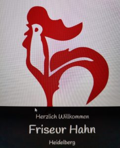 Logo der Dankstelle Friseur Hahn GbR