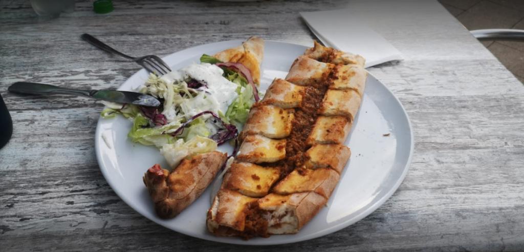 Bild der Dankstelle Pizza Neckar