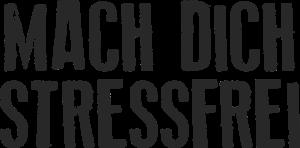 Logo der Dankstelle MACH DICH STRESSFREI