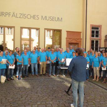 Bild der Dankstelle Chorgemeinschaft Eintracht-Sängerbund 2006 Heidelberg-Kirchheim e.V.