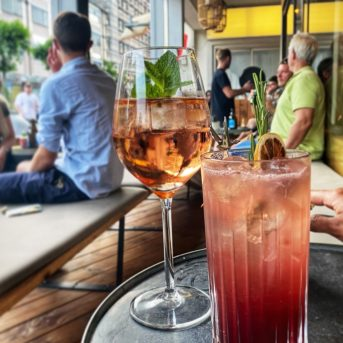 Bild der Dankstelle Fresko Café & Bar