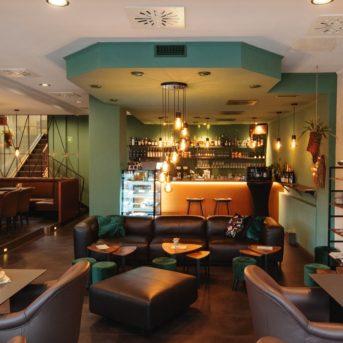 Bild der Dankstelle cafe und bar deer