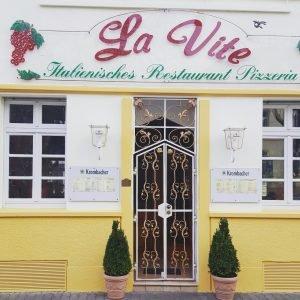 Logo der Dankstelle Restaurant La Vite