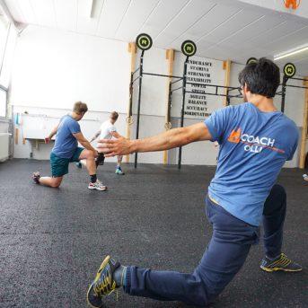Bild der Dankstelle CrossFit Heidelberg