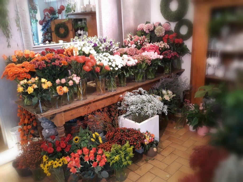 Bild der Dankstelle Blumen Kücherer