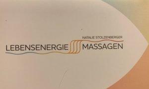 Logo der Dankstelle Lebensenergie und Massagen