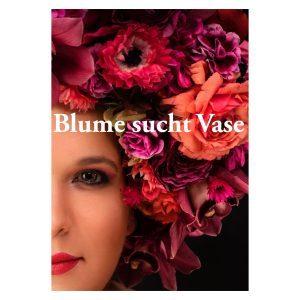 Logo der Dankstelle Blume sucht Vase