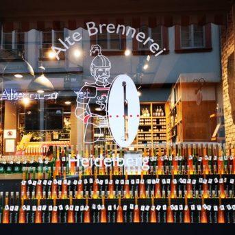 Bild der Dankstelle Alte Brennerei Heidelberg