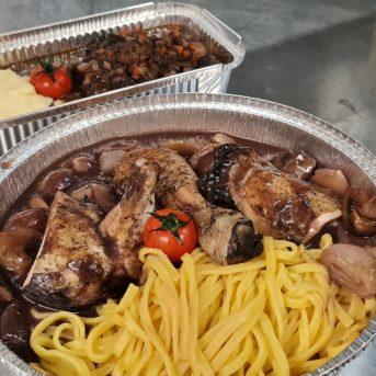 Bild der Dankstelle Le Coq Restaurant