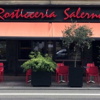 Bild der Dankstelle Salerno's
