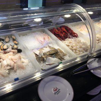 Bild der Dankstelle China Restaurant Shanghai