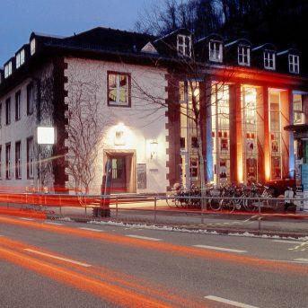 Bild der Dankstelle Kulturhaus Karlstorbahnhof