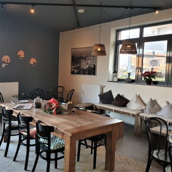 Bild der Dankstelle Café del Mundo