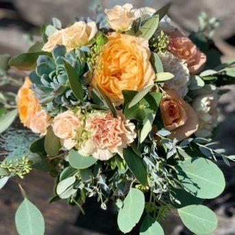 Bild der Dankstelle flowerstation